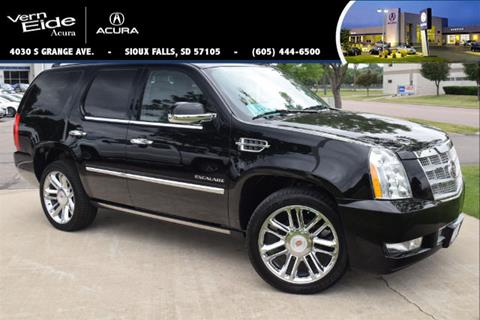 2014 Cadillac Escalade for sale in Sioux Falls, SD