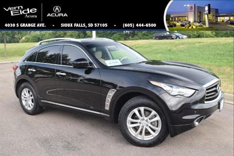 2013 Infiniti FX37 for sale in Sioux Falls, SD