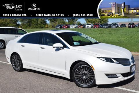 2013 Lincoln MKZ for sale in Sioux Falls, SD