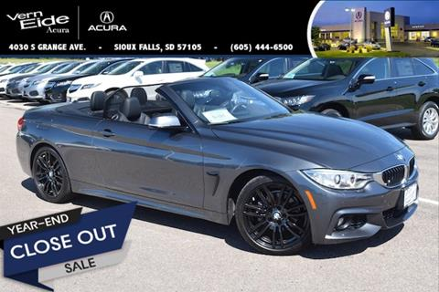 2014 BMW 4 Series for sale in Sioux Falls, SD