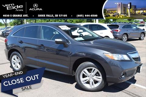 2015 Acura RDX for sale in Sioux Falls, SD