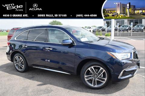 2017 Acura MDX for sale in Sioux Falls, SD