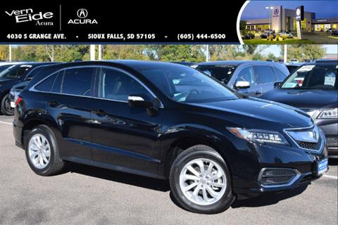 2018 Acura RDX for sale in Sioux Falls, SD