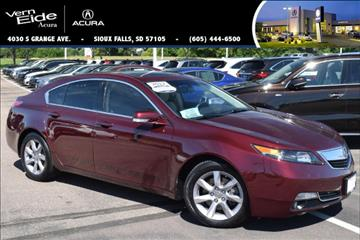 2013 Acura TL for sale in Sioux Falls, SD