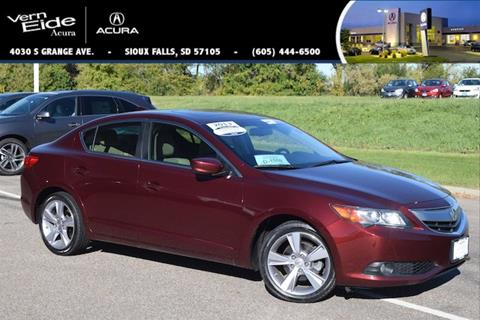 2013 Acura ILX for sale in Sioux Falls, SD