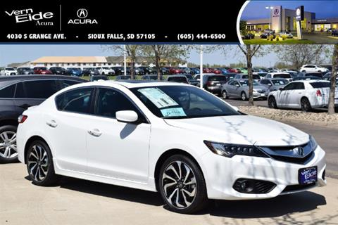 2016 Acura ILX for sale in Sioux Falls, SD