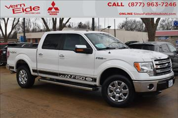 2013 Ford F-150 for sale in Sioux Falls, SD