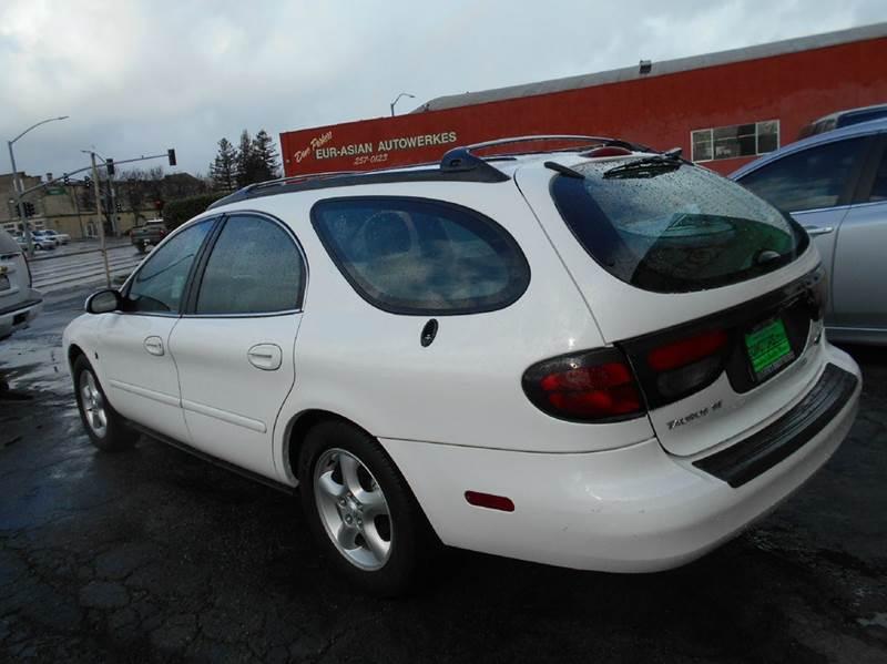 2001 Ford Taurus SE 4dr Wagon In Napa CA - Greenbergs ...