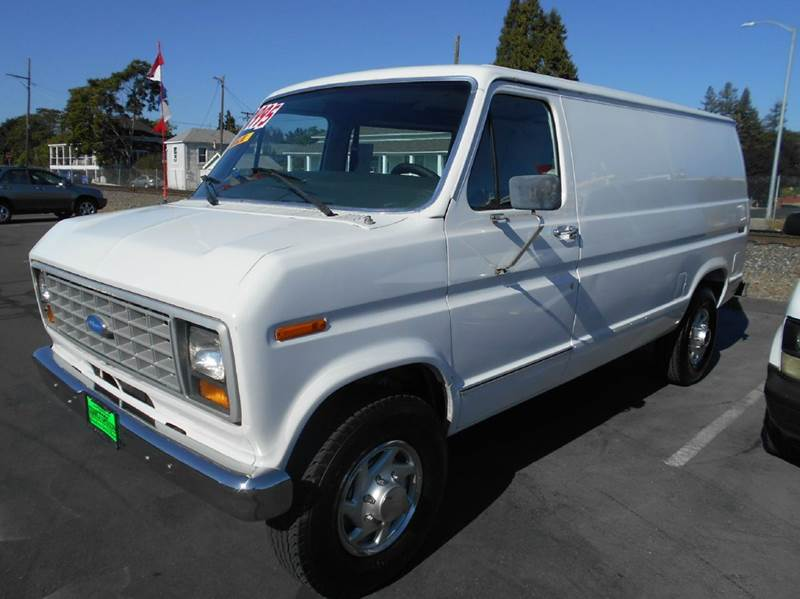 1991 ford econoline van gas mileage. Black Bedroom Furniture Sets. Home Design Ideas