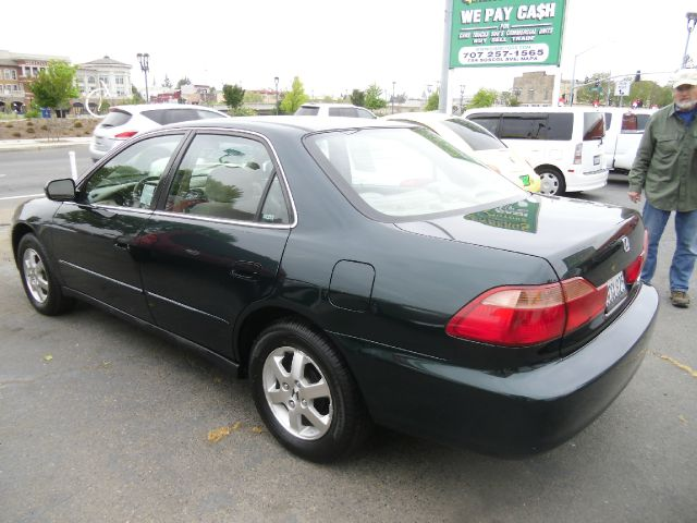 2000 Honda Accord SE 4dr Sedan In Napa Fairfield Petaluma ...