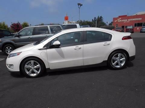 2013 Chevrolet Volt for sale in Napa, CA