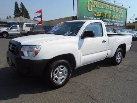 2013 Toyota Tacoma for sale in Napa, CA