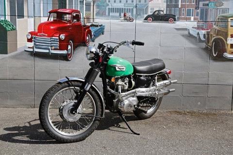 1969 Triumph T100C for sale in Seattle, WA