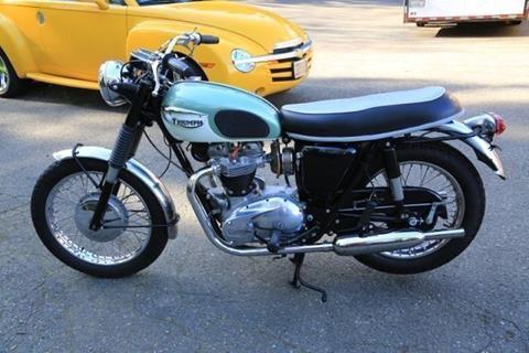 1967 Triumph TR6 for sale in Seattle, WA