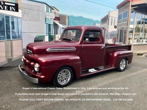 1951 Ford F 100 For Sale In Seattle WA