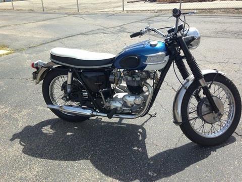 1966 Triumph 650 for sale in Seattle, WA