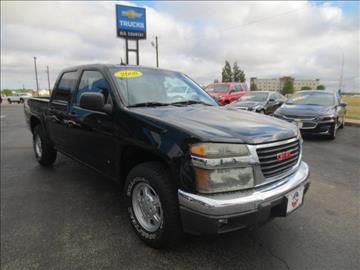 2008 GMC Canyon for sale in Snyder, TX