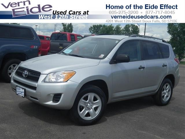 2012 Toyota RAV4 for sale in SIOUX FALLS SD