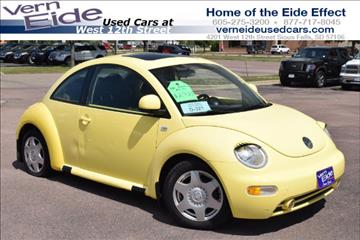 2000 Volkswagen New Beetle for sale in Sioux Falls, SD