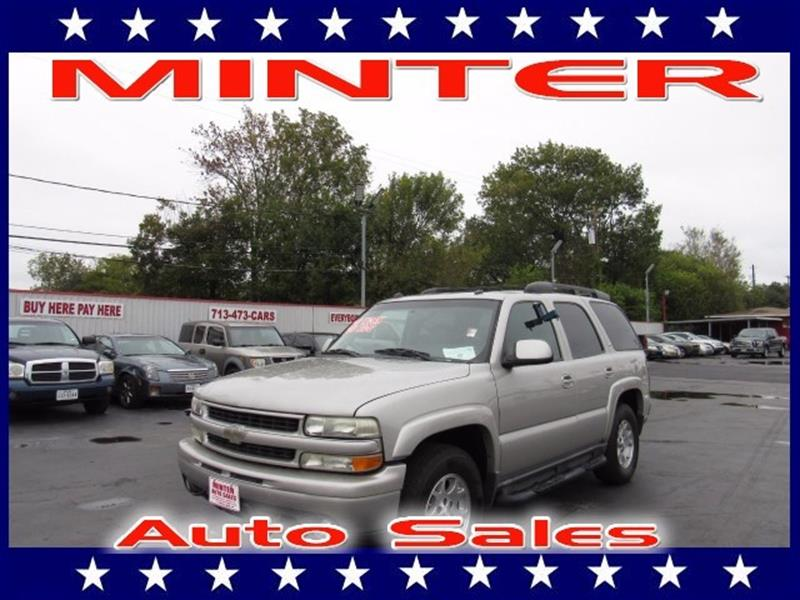 2005 CHEVROLET TAHOE 1500 LS sandstone metallic air conditioning tri-zone manual individual cl
