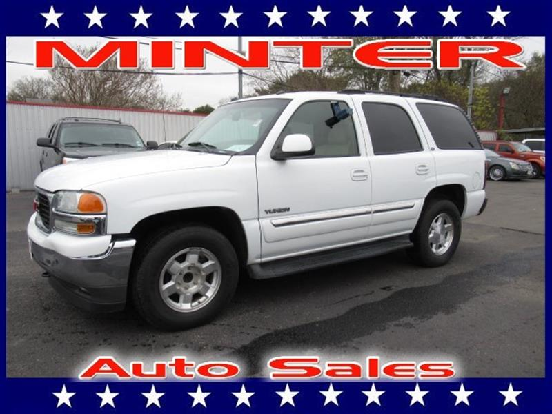 2005 GMC YUKON 1500 SLT summit white 3rd row seat8 passenger seatingair conditioning tri-zone