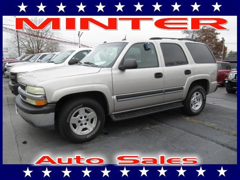 2004 CHEVROLET TAHOE 1500 silver birch metallic air conditioning tri-zone manual individual cl