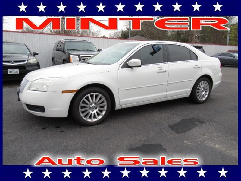 2009 MERCURY MILAN V6 PREMIER AWD 4DR SEDAN white 2 auxiliary pwr outlets2 front2 rear as