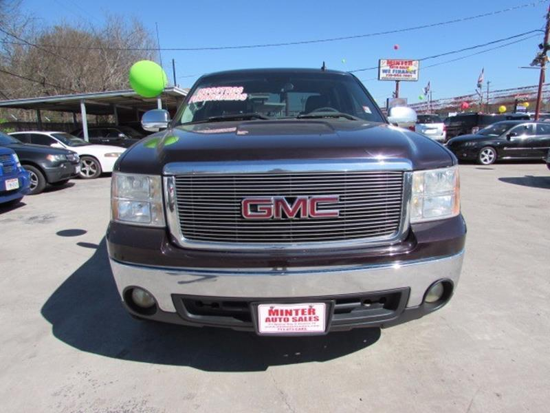 2008 GMC SIERRA 1500 2WD CREW CAB SHORT BOX