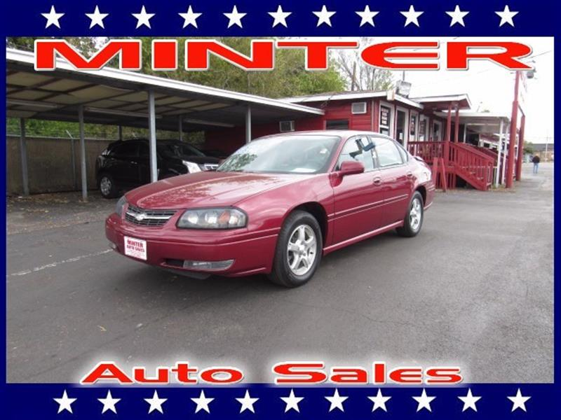 2005 CHEVROLET IMPALA LS 4DR SEDAN sport red metallic air conditioning dual-zone manual includ