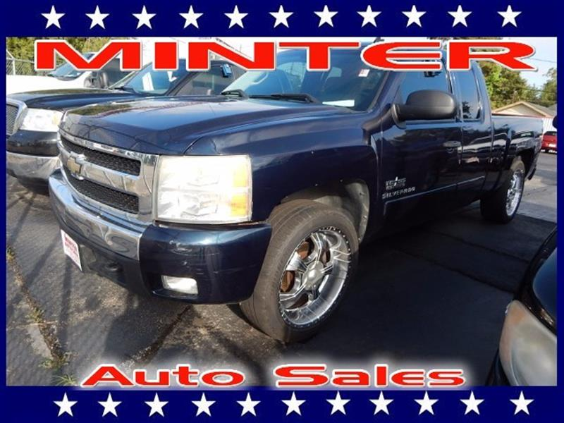 2007 CHEVROLET SILVERADO 1500 2WD EXTENDED CAB SHORT BOX LT W blue granite metallic air condition