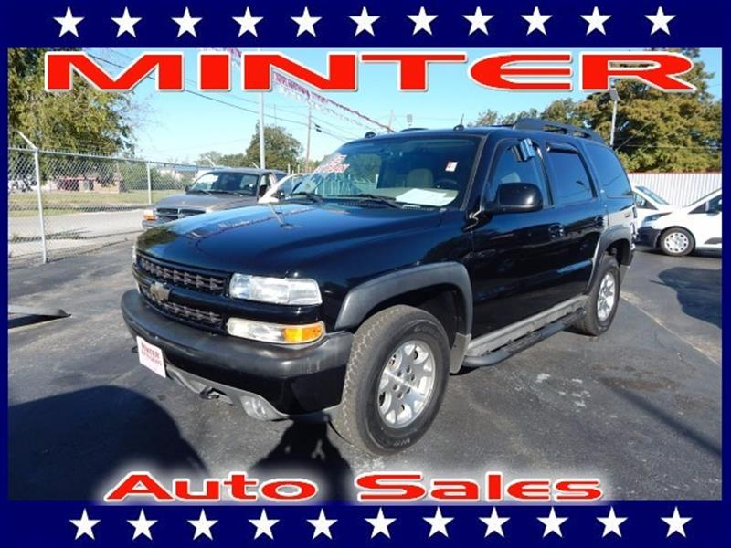 2005 CHEVROLET TAHOE 1500 LS dark blue metallic air conditioning tri-zone manual individual cl