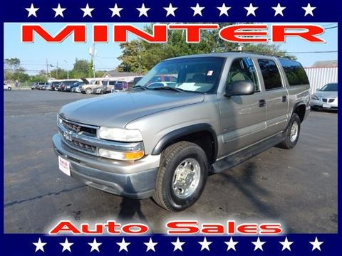 2000 Chevrolet Suburban for sale in South Houston, TX