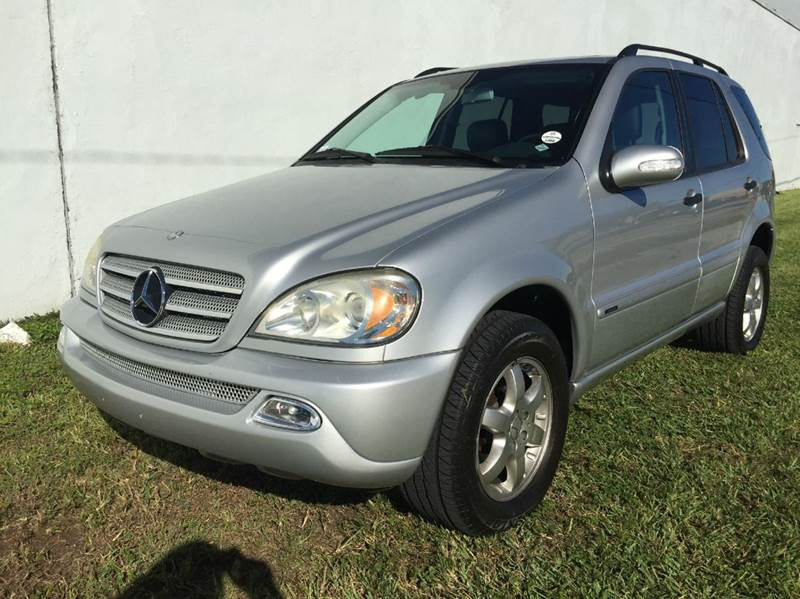 2004 mercedes benz m class ml350 awd 4matic 4dr suv in for 2004 mercedes benz ml350 4matic