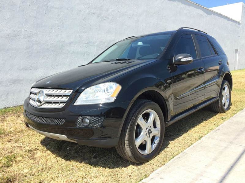 2008 mercedes benz m class awd ml350 4matic 4dr suv in for Mercedes benz 2008 ml350