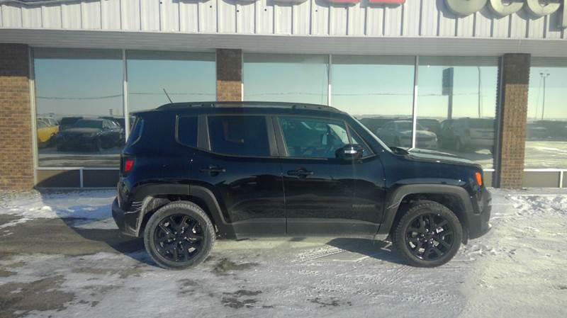 2017 Jeep Renegade Latitude 4x4 4dr Suv In Wahpeton Nd