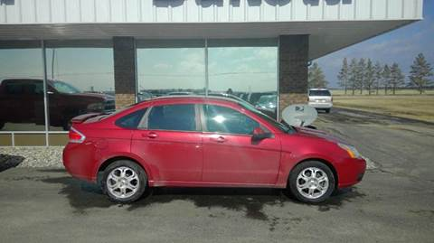 2009 Ford Focus for sale in Wahpeton, ND