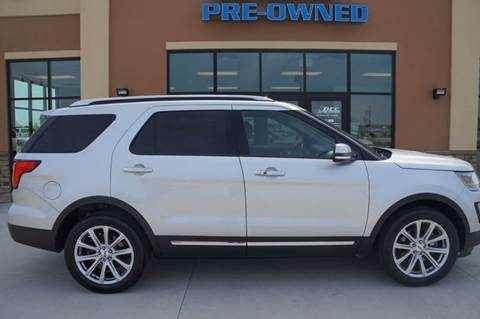 2017 Ford Explorer for sale in Wahpeton, ND
