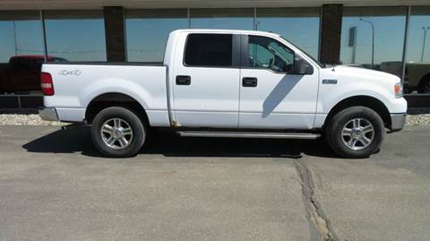 2007 Ford F-150 for sale in Wahpeton, ND