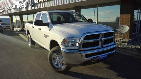 2017 RAM Ram Pickup 3500 for sale in Wahpeton, ND