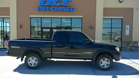 2002 Toyota Tundra for sale in Wahpeton, ND