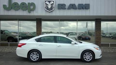 2016 Nissan Altima for sale in Wahpeton, ND