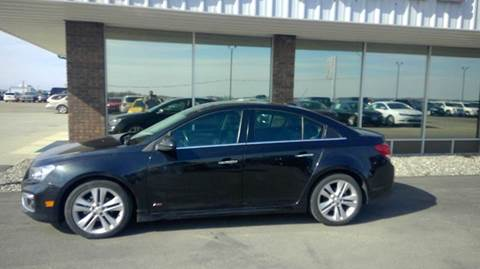 2015 Chevrolet Cruze for sale in Wahpeton, ND