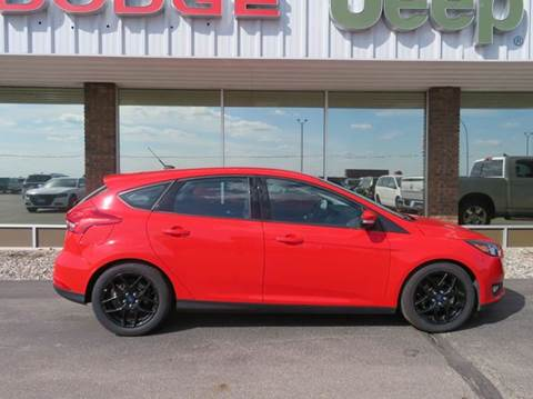 2016 Ford Focus for sale in Wahpeton, ND