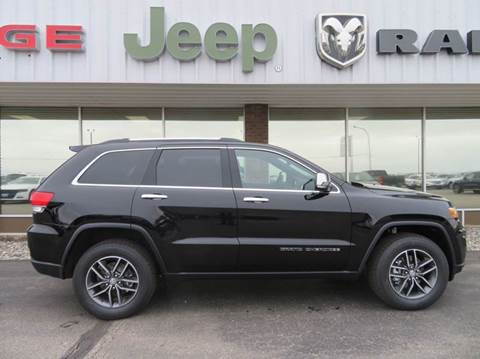 2018 Jeep Grand Cherokee for sale in Wahpeton, ND