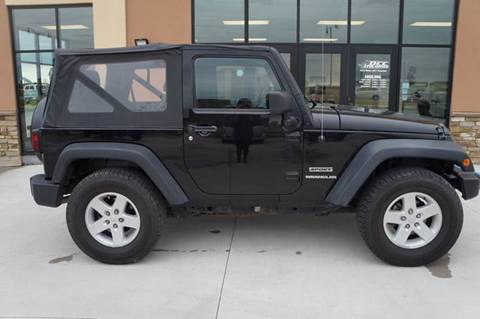 2011 Jeep Wrangler for sale in Wahpeton, ND