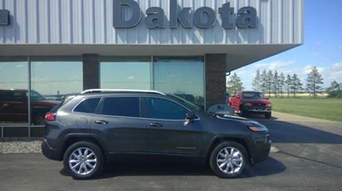 Jeep cherokee for sale north dakota for Dan porter motors dickinson nd