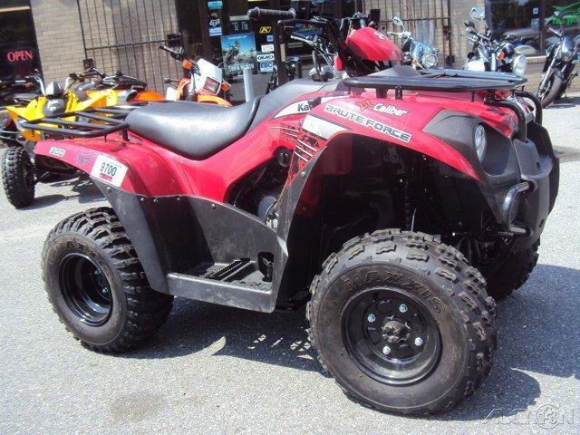 2012 Kawasaki Brute Force™