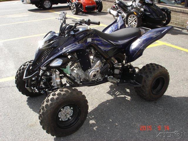 2014 Yamaha Raptor