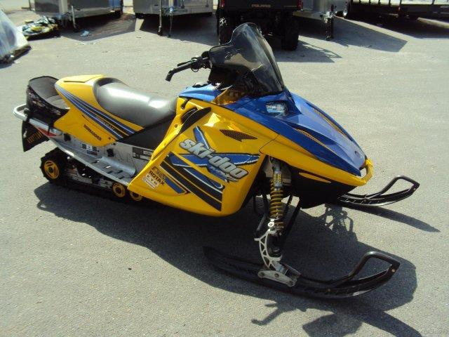 2004 Ski-Doo SDI 600  - NORTH CHELMSFORD MA