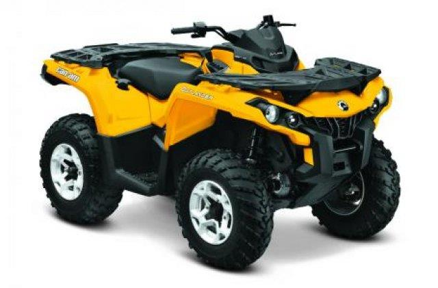 2014 Can-AM® Outlander 800R DPS